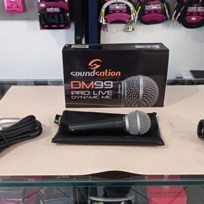 Soundsation  DM 9 2020 Nero