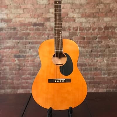 Accent Acoustic Folk Guitar Birch Body 00-Style CS-2 for sale