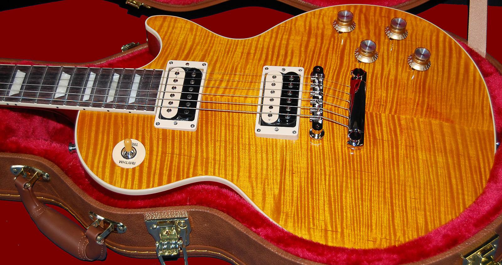 NEW! Gibson Slash Les Paul Standard Appetite Burst Authorized Dealer - Guns N Roses - KILLER TOP!