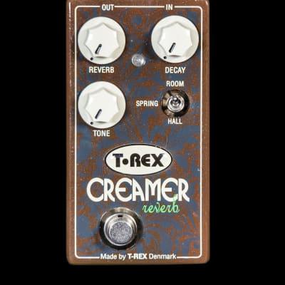 T-Rex Creamer Major Reverb Pedal