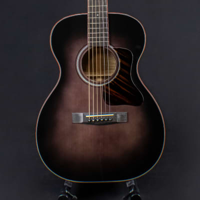 Huss and Dalton T-0014 Custom Sitka Spruce Top with Figured Myrtlewood Back and Sides