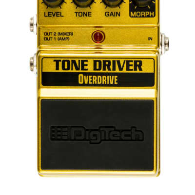 DIGITECH PEDAL X SERIES TONEDRIVER OVERDRIVE/DISTORTION for sale
