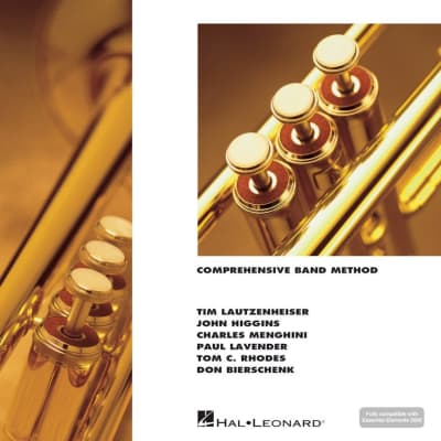 Essential Elements for Band – Bb Trumpet Book 1