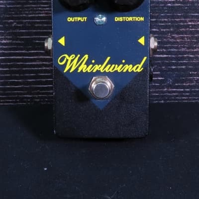 Whirlwind Gold Box Distortion Black/Blue for sale