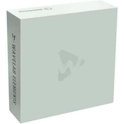 Steinberg WaveLab Elements 10 - Audio Editing and Processing Software (Download)