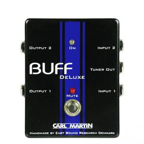 Carl Martin Pro-Series Buff Deluxe Bypass Loop/Buffer