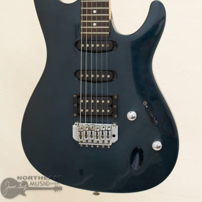 Ibanez SA160 Electric Guitar - Noble Gray (Used) for sale