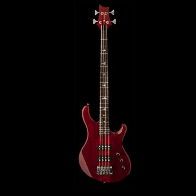 PRS SE Kingfisher Bass Scarlet Red for sale