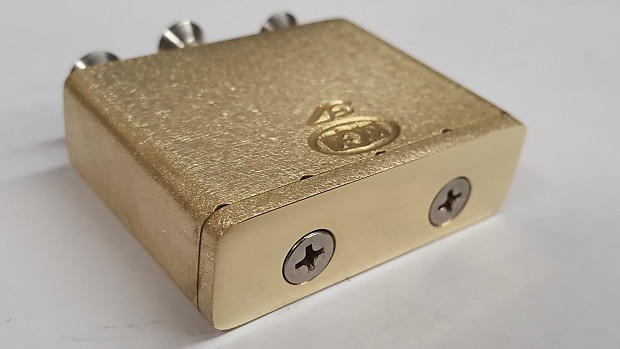 KGC Brass 40mm x 5/8 in  Tremolo Block -Floyd Rose -Big Block -Upgrade  Tone, Sustain-World's Finest