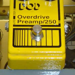 DoD Overdrive Preamp 250 for sale