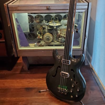 Hohner Bartell Black Widow 1969 Black for sale