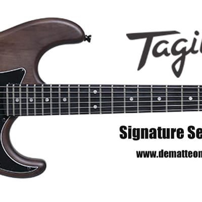 Tagima JA-3 Juninho Afram Signature Series 6 String Electric Guitar for sale