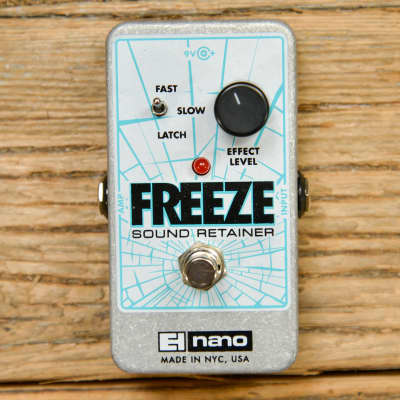 Electro-Harmonix Freeze Sustainer USED image