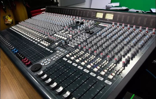 ALLEN&HEATH GS-R24 RECORDING MIXER MIDI DRIVERS FOR WINDOWS 10