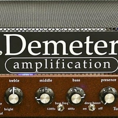 Demeter VTB-800D Bass Amplifier In METAL CHASSIS for sale
