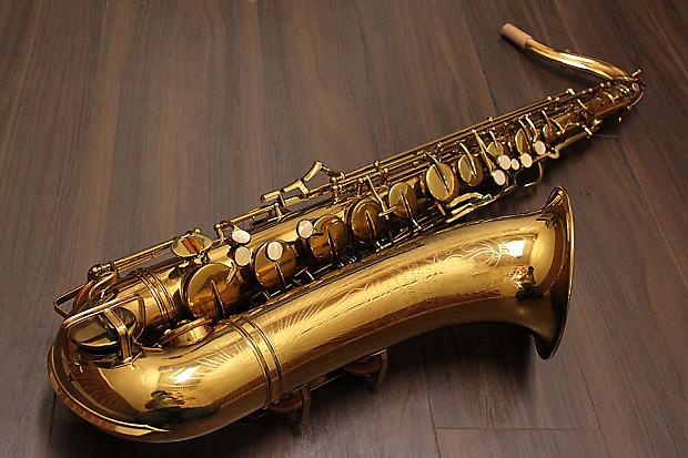 Buescher Aristocrat Big-B Tenor Saxophone | ISHIBASHI MUSIC
