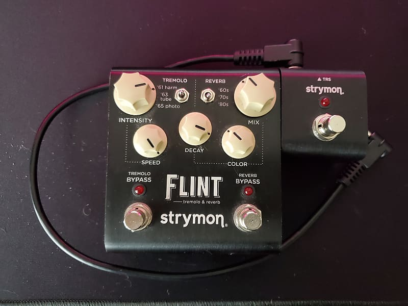 strymon flint tremolo and reverb with tap favorite reverb. Black Bedroom Furniture Sets. Home Design Ideas