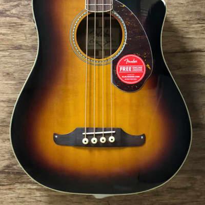 Fender Kingman Acoustic Bass SCE for sale