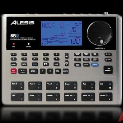 Alesis SR-18 Professional Drum Machine