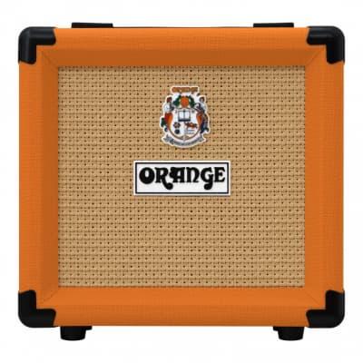 Orange Amps PPC108 1x8 Closed Back Speaker Cabinet Micro Terror/Micro Dark