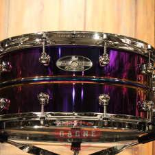 Pearl Omar Hakim 30th Anniversary 6.5x14 Limited Signature Snare Drum!