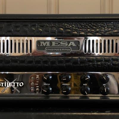 Mesa Boogie Stiletto Deuce Stage 2  2000s 2 Channel Amp
