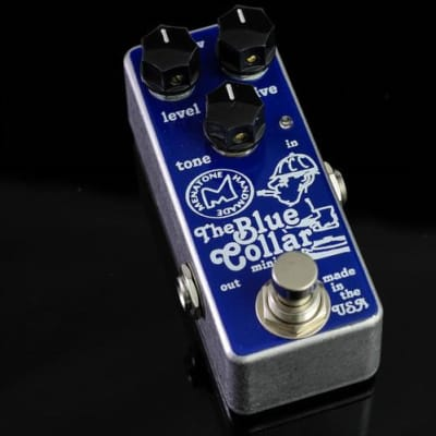 Menatone Blue Collar Overdrive