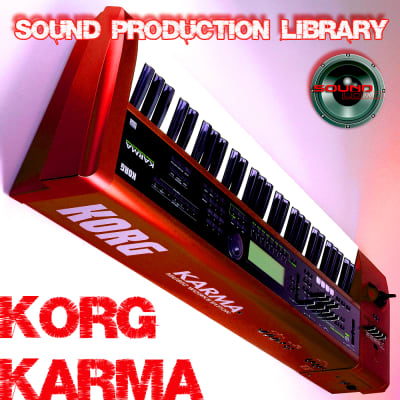 from KORG Karma - the very Best of - Large unique WAVE/Kontakt Studio samples/loops Library