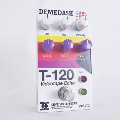Demedash Effects T-120 Videotape Echo V1