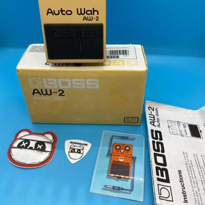 Boss AW-2 Auto Wah w/original Box | Fast Shipping!