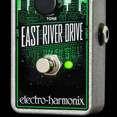 Electro Harmonix East River Drive Overdrive Effect Pedal for sale