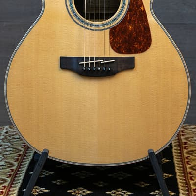 Takamine GN90CE-ZC Acoustic Guitar w/Electronics Ziricote Back and Sides Natural