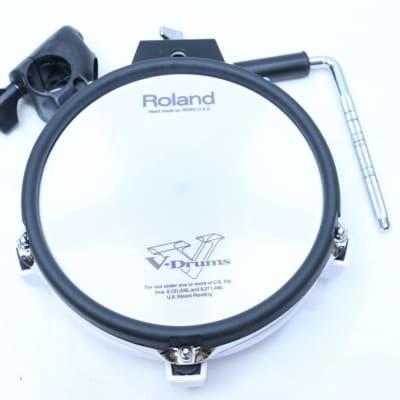 """Roland PD-80R WHT V Drum 8"""" Mesh Head PD80R MOUNT"""