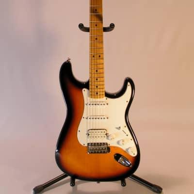 Fender California Fat Stratocaster 1997 Three Tone Sunburst for sale
