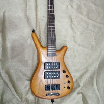 Warwick Corvette $$ 5-string 2005 (bolt-on made in Germany)