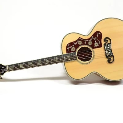 Gibson SJ-200 Custom with Koa Back and Sides 2012 - 2013