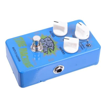 Biyang AD-10 BABY BOOM TIME MACHINE Analog Delay Effect Electric Guitar Pedal with Pedal Connector for sale
