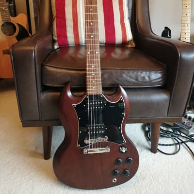 Gibson SG Special Faded T Worn Brown 2010 for sale