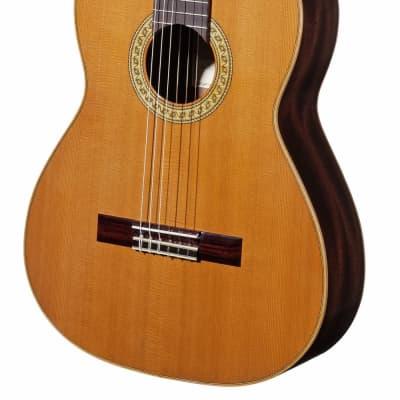 Spanish Classical Guitar VALDEZ MODEL 3 - solid cedar top for sale