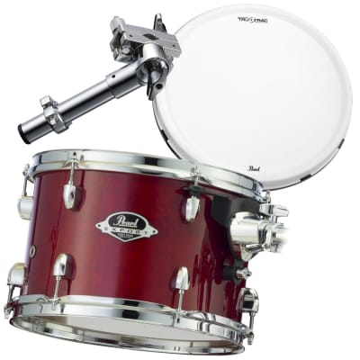 Pearl EXL12TTPS Tru Trac Tom Expansion Pack - Natural Cherry Lacquer