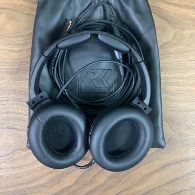 KRK KNS8400 Closed-Back On-Ear Studio Headphones