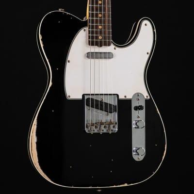Fender Custom Shop 1960 Telecaster Custom Relic - Black for sale