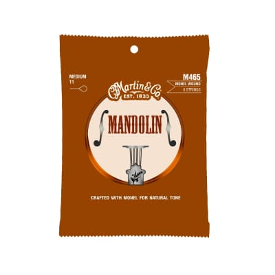 Martin M465 Monel Wound Mandolin Strings