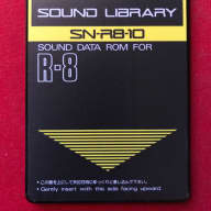"""Roland R8 """"Dance"""" Sound Card (SN-R8-10)"""