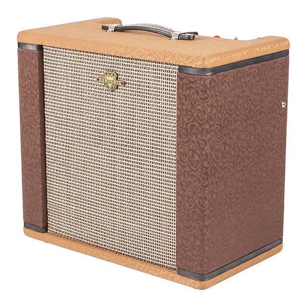fender pawn shop ramparte 9w 2 channel all tube guitar combo reverb. Black Bedroom Furniture Sets. Home Design Ideas