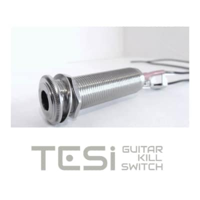Tesi Switchcraft 152B Barrel Stereo Output Jack With Wires