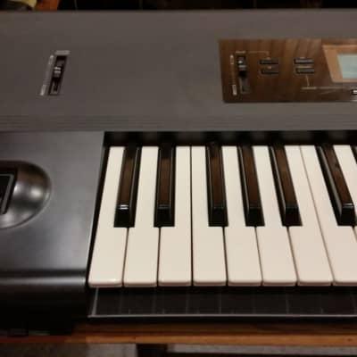 Korg EX-T3 Black - A reference vintage music workstation