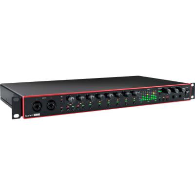 Focusrite Scarlett 18i20 3rd Gen USB Audio Interface