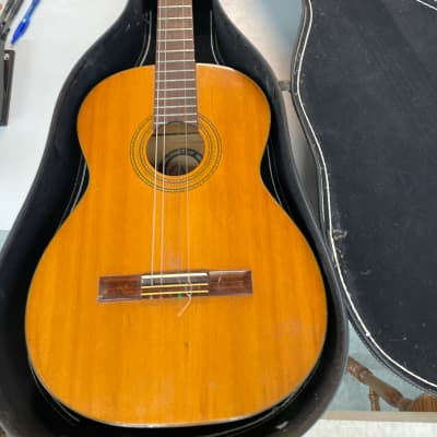 Estrada  Cl-2 Japan made classical guitar very early for sale