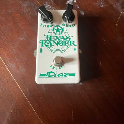 Diaz Texas Ranger 2007 white/green for sale